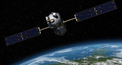 Satellite's loss a setback for study of greenhouse emissions