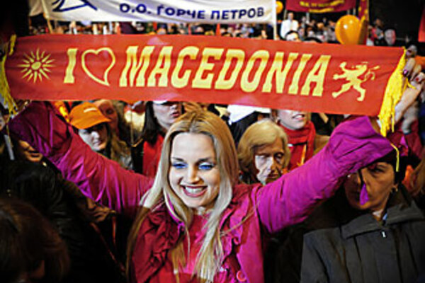 2,300 years later, 'Alexander-mania' grips Macedonia