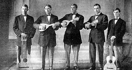 A mandolin revival creates 'The Montana Sound'