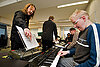 Finnish teacher unlocks music for special-needs students