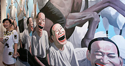As Chinese art market crashes, many artists applaud