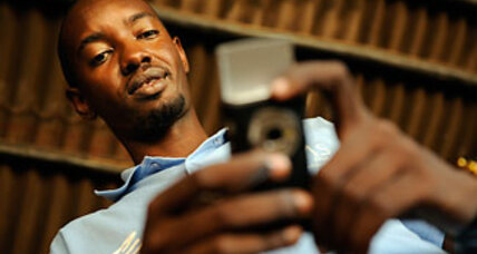 A texting entrepreneur embodies spirit of a new Rwanda
