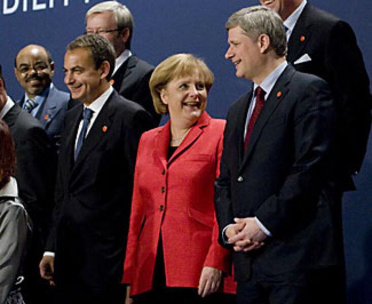G 20 Strong Hand Of Angela Merkel Csmonitor Com