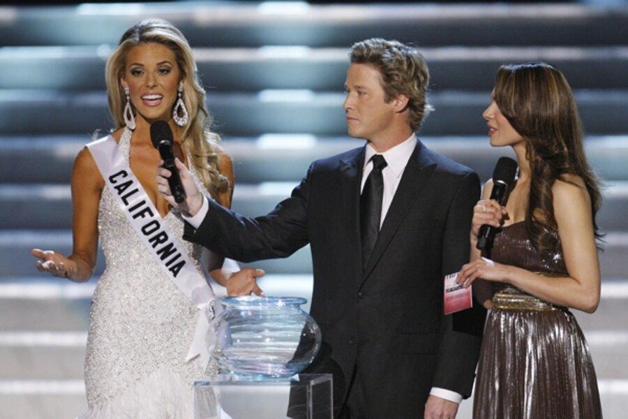 from Raiden miss california sparks furor with gay marriage