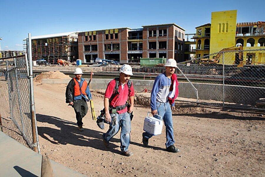 Job migration to suburbs: an unstoppable flow? - CSMonitor com