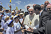 Pope's agenda in Israel: honoring Holocaust victims, urging two-state solution