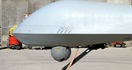 Briefing: Aerial drones as weapons of war