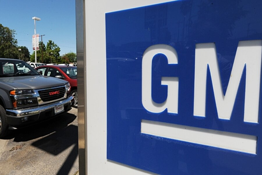 General Motors Sends Pink Slips To 1 100 Dealers