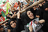 Ahmadinejad hails controversial victory, despite protests