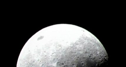 NASA's tandem spacecraft reach the moon