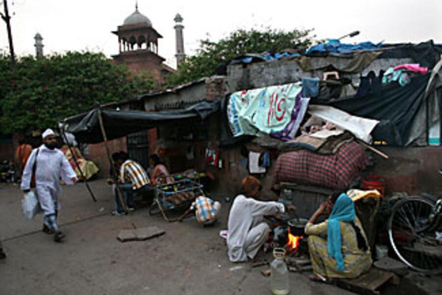 anti poverty measures in india