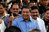 Poised for reelection, Indonesia's president will face challenges in economy, corruption
