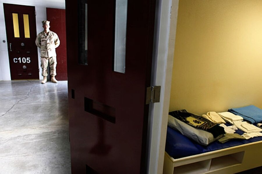 the issues with closing guantanamo President-elect barack obama is to issue an order to close the guantánamo detention centre in his first week in office, according to his advisers obama, who takes over the presidency next.