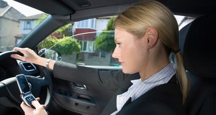 Study: Texts while driving even more dangerous