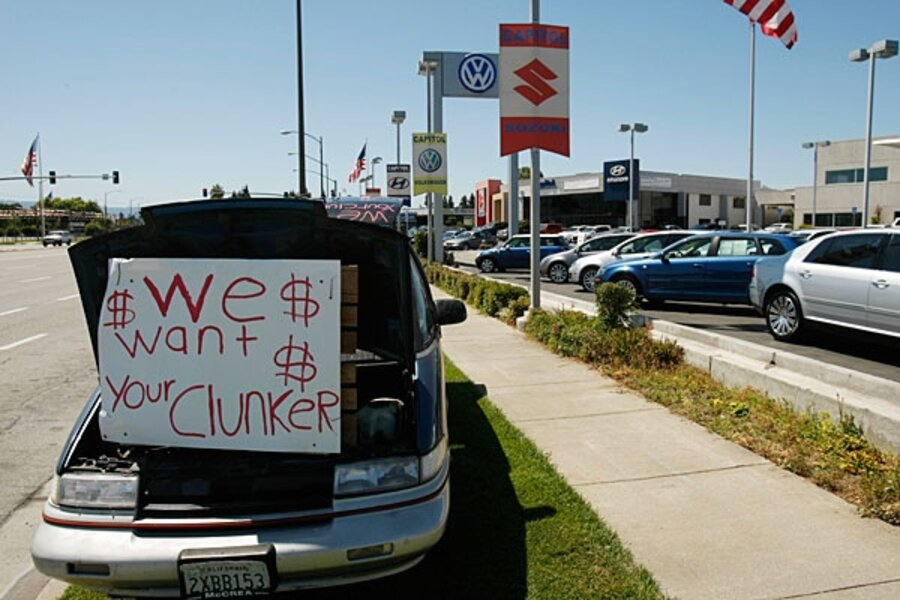 Cash For Clunkers >> Cash For Clunkers Is Popular But Is It Truly A Us Stimulus