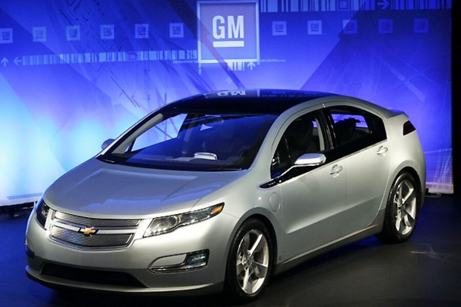 Gm Says Chevy Volt Could Top 230 Miles Per Gallon
