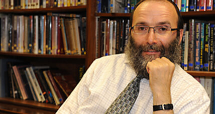People making a difference: Aryeh Sufrin