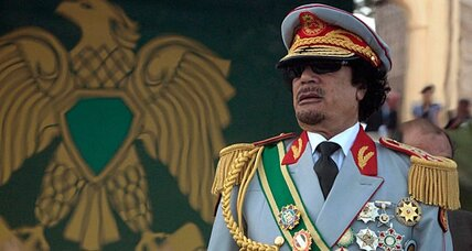 Gaddafi? Kaddafi? Qadhafi? How do you spell it?