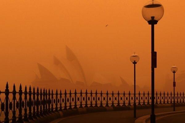 sydney dust storm article