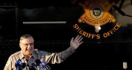 Sheriff Joe Arpaio: I don't take orders from anybody.