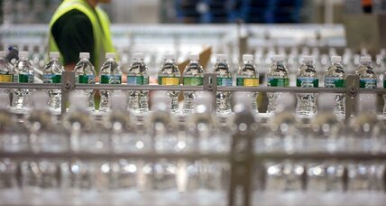 Pressure builds over bottled water