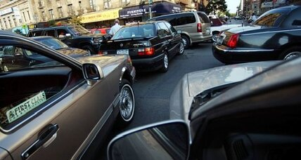 Traffic jam: The 10 most congested cities in America