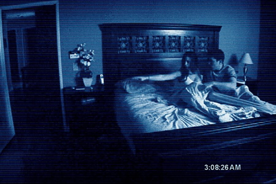 best horror movies Paranormal Activity