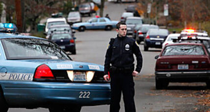 Seattle police ambush: cop-killing rampages up this year