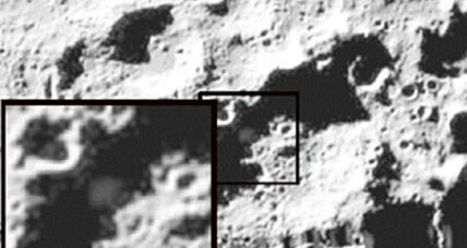 Water on the moon: Eureka! They've found it!