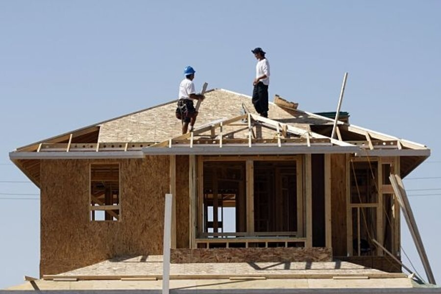 Housing Starts Don 39 T Panic Over October 39 S Plunge