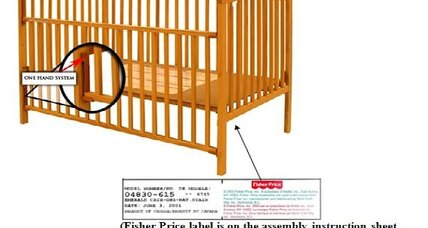 New Crib Recall Cpsc To Generation 2 Crib Recall Stop