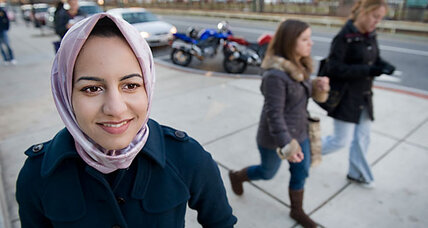 Wearing the Muslim veil in America: What it's like