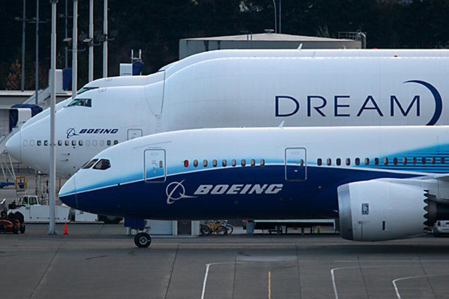 Boeing 787 Dreamliner poised for first flight - CSMonitor.com