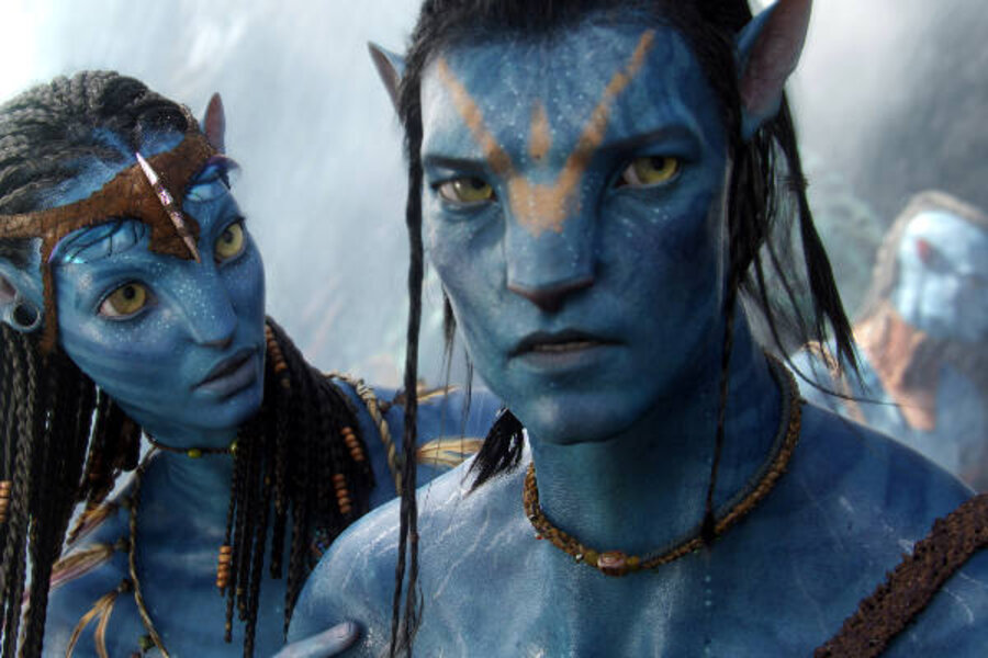 How the idea of imperialism is shown in the movie, Avatar?