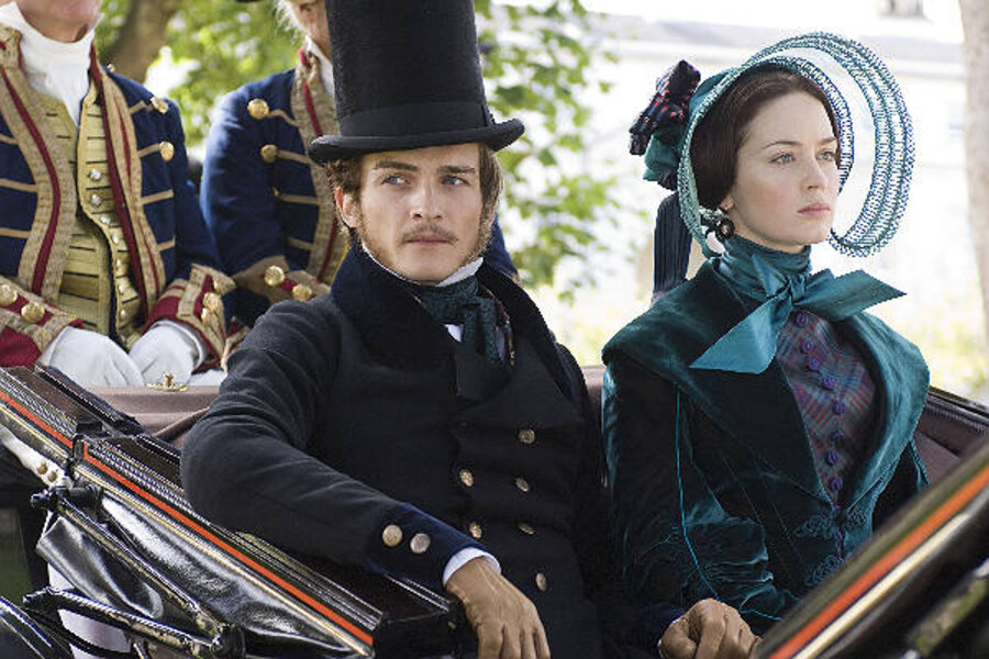 the young victoria movie review csmonitorcom