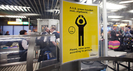 Europe warms to full body scanners at airports after Northwest bomb scare