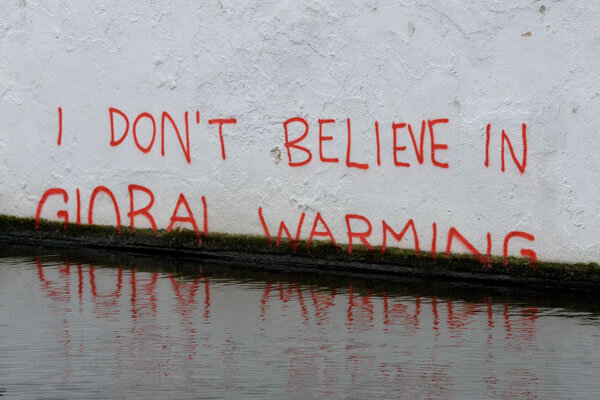 Getting Sceptical about Global Warming Scepticism