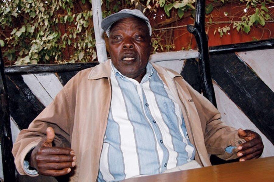 Kenya: Peasant with no formal schooling becomes paleontologist célèbre -  CSMonitor.com