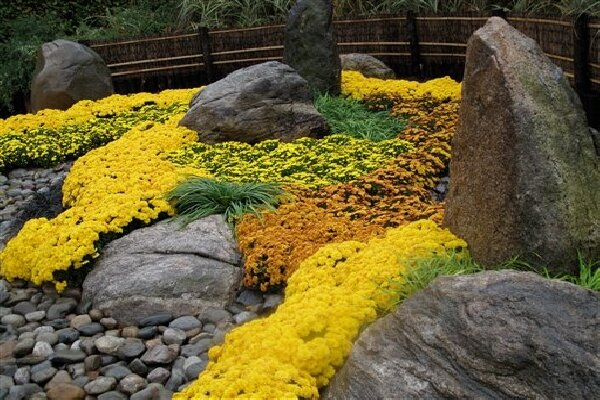 The right rocks are essential for a rock garden CSMonitorcom
