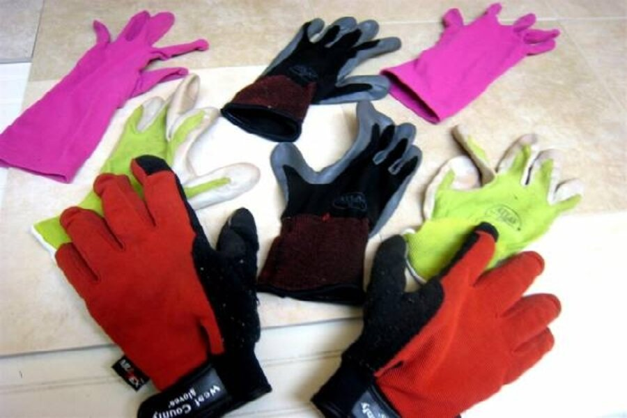 Warm Waterproof Garden Gloves Really Csmonitor Com