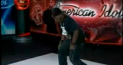 'Pants on the Ground': a scolding for young'uns on 'American Idol'