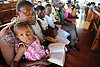 Haiti earthquake: Hymns and hope on a Sunday