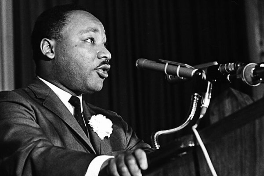 Martin Luther King Jr Quote | Ten Martin Luther King Jr Quotes Csmonitor Com