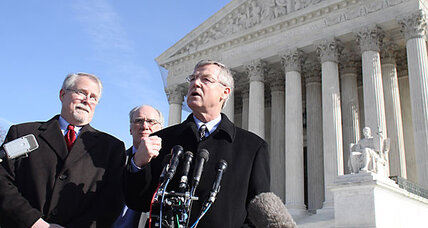Supreme Court: Campaign-finance limits violate free speech