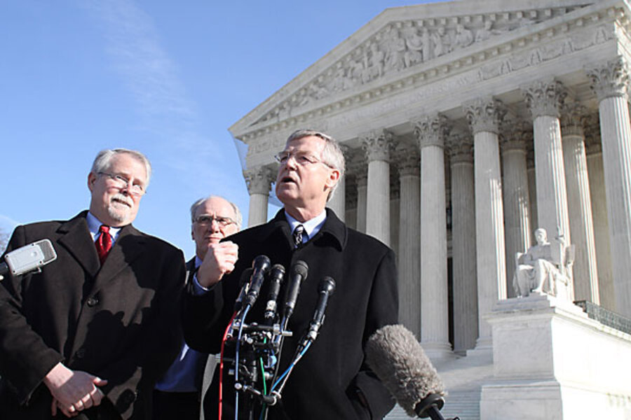 Supreme Court: Campaign-finance limits violate free speech ...