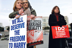 San francisco supreme court gay marriage that interfere