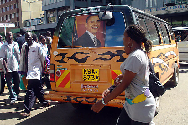 Roll Over Snoop Dogg Ocampo Is New King Of The Matatu Csmonitor
