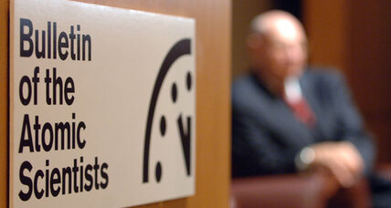 Will Doomsday Clock tick forward or backward? Find out live.