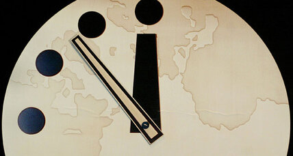 Doomsday Clock shows signs for hope, need for progress