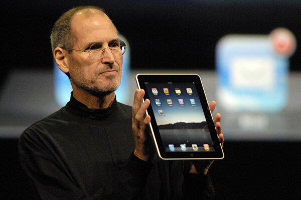How much does the Apple iPad cost? Same as the original iPhone.